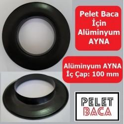 100 mm Ayna Alüminyum